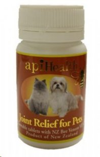 API Health Joint Relief Tablets for Pets