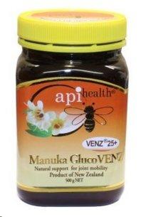 API Health Manuka Gluco VENZ - Bee Venom & Glucosamine Honey