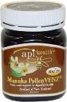 API Health Manuka Pollen VENZ - Bee Venom & Bee Pollen Honey 250g