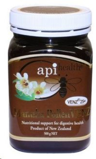 API Health Manuka Pollen VENZ - Bee Venom & Bee Pollen Honey