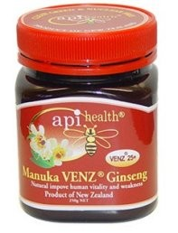 API Health Manuka VENZ Ginseng - Bee Venom & Ginseng Honey