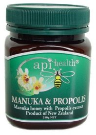 API Health Manuka and Propolis Honey