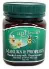 API Health Manuka and Propolis Honey