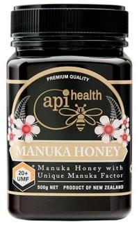 API Health UMF 20+ Active Manuka Honey