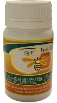 API Health ApiVENZ Relief - Bee Venom Tablets