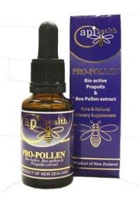 API Health Pro-Pollen - Bee Pollen and Propolis Extract