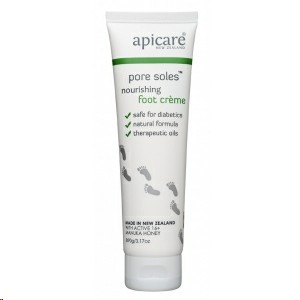 Apicare Pore Soles Nourishing Foot Creme
