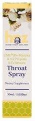 Honey New Zealand Propolis & UMF20+ Manuka Throat Spray - Echinacea