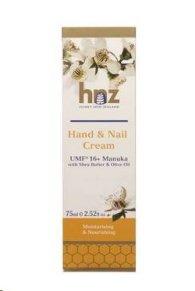 Honey New Zealand UMF 16+ Manuka Honey Hand and Nail Cream With Shea Butter