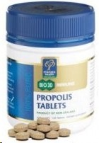 Manuka Health Bio 30 Propolis Tablets