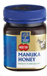 Manuka Health MGO 100+ Manuka Honey