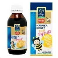 Manuka Health MGO 250+ Manuka Honey Kids Syrup