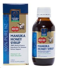 Manuka Health MGO 400+ Manuka Honey Syrup