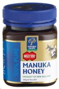 Manuka Health MGO 550+ Manuka Honey