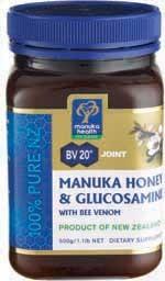 Manuka Health Manuka Honey & Glucosamine with Bee Venom