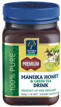 Manuka Health Manuka Honey & Green Tea Drink