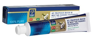 Manuka Health Propolis & Manuka Honey Toothpaste