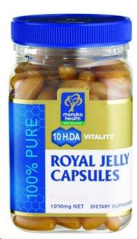 Manuka Health Royal Jelly Capsules
