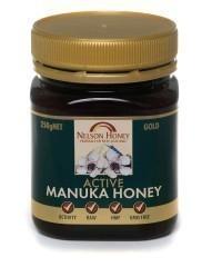 Nelson Honey Active Manuka Honey Gold