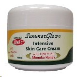 SummerGlow Intensive Skin Care Cream
