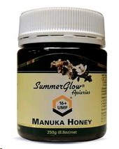 Summerglow UMF 16+ Active Manuka Honey