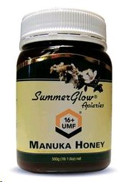 Summerglow UMF 20+ Active Manuka Honey