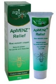 bee venom cream apivenz
